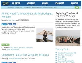blog.ilp.org screenshot