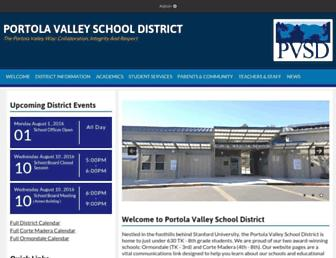 pvsd.net screenshot