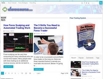 eforexcourse.com screenshot
