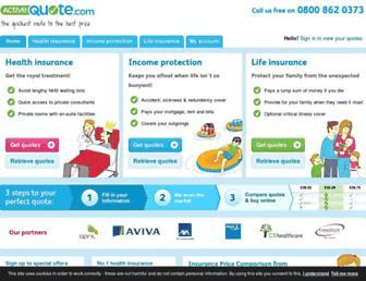 activequote.com screenshot