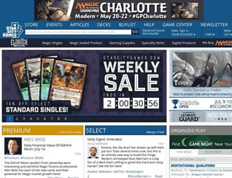 Thumbshot of Starcitygames.com