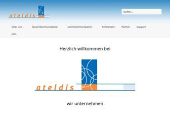 ateldis.de screenshot