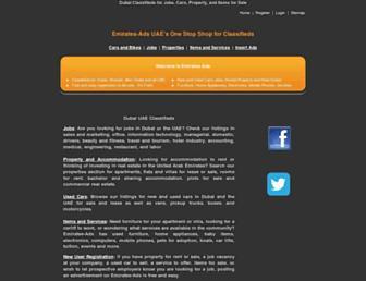 Thumbshot of Emirates-ads.ae