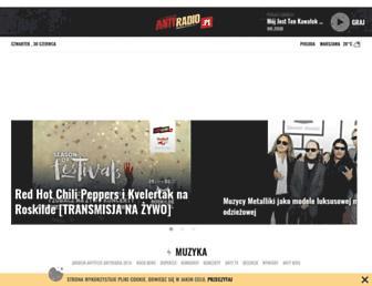 Thumbshot of Antyradio.pl