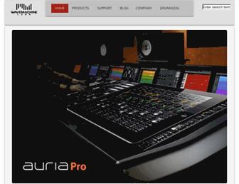 auriaapp.com screenshot