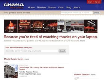 Thumbshot of Cinematreasures.org