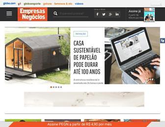 revistapegn.globo.com screenshot