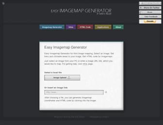 imagemap-generator.dariodomi.de screenshot