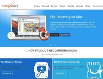 applexsoft.com screenshot