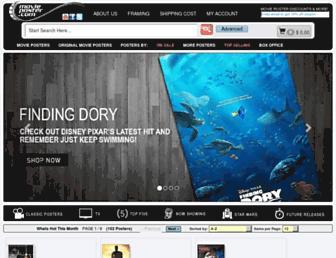 movieposter.com screenshot