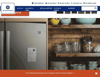 Thumbshot of Geappliances.com