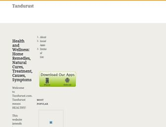 Thumbshot of Tandurust.com