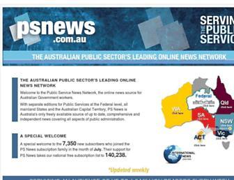 Thumbshot of Psnews.com.au