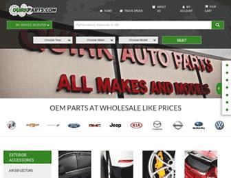 Thumbshot of Quirkparts.com