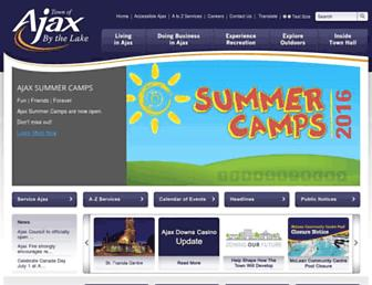 ajax.ca screenshot