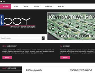 ccy.pl screenshot