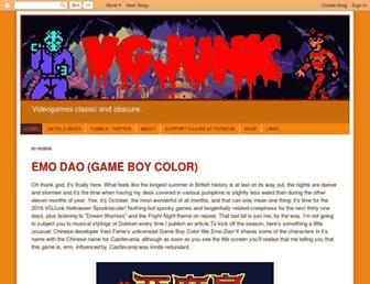 retrovania-vgjunk.blogspot.com screenshot