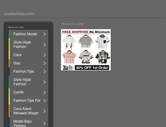 anakunhas.com screenshot
