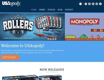 Thumbshot of Usaopoly.com
