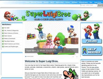 Thumbshot of Superluigibros.com