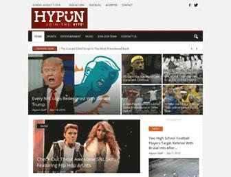 Thumbshot of Hypun.com