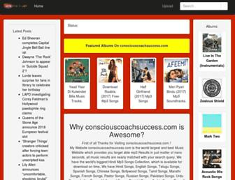 consciouscoachsuccess.com screenshot