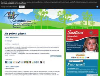 girandola.org screenshot