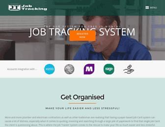 jobcardtracking.com screenshot