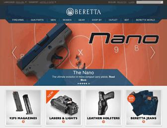 Thumbshot of Beretta.com