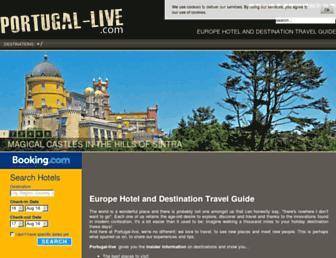 Thumbshot of Portugal-live.com