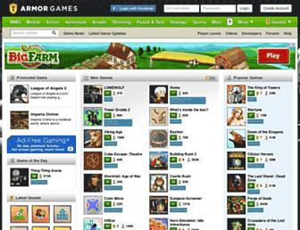 Thumbshot of Armorgames.com
