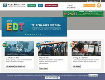 Thumbshot of Index-education.net