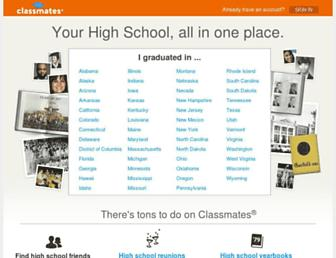 Thumbshot of Classmates.com