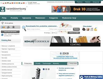 Thumbshot of Narzedziownia.org