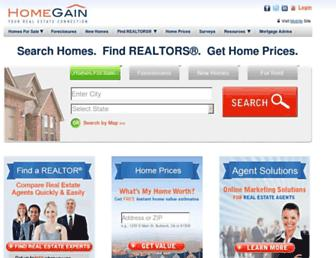 Thumbshot of Homegain.com