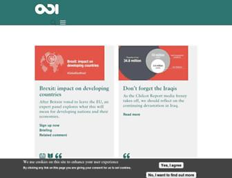 odi.org screenshot