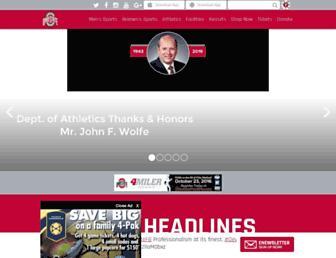 Thumbshot of Ohiostatebuckeyes.com