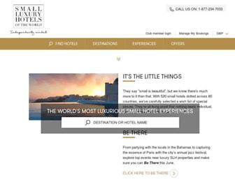 slh.com screenshot