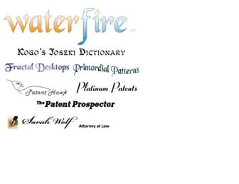 waterfire.us screenshot