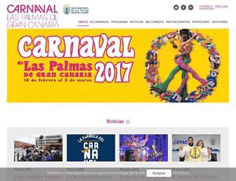lpacarnaval.com screenshot