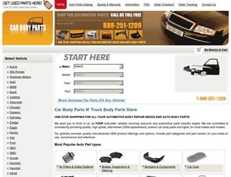 Thumbshot of Carbodyparts.net
