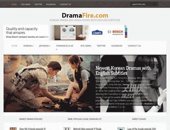 Thumbshot of Dramafire.com
