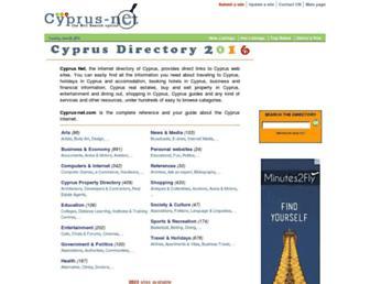 Thumbshot of Cyprus-net.com