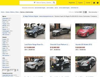 carros.tucarro.com.co screenshot