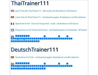 thaitrainer111.com screenshot