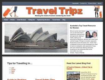 Thumbshot of Traveltripz.com.au
