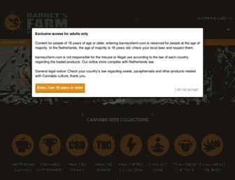 barneysfarm.com screenshot