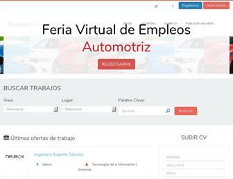 Thumbshot of Empleo.mx