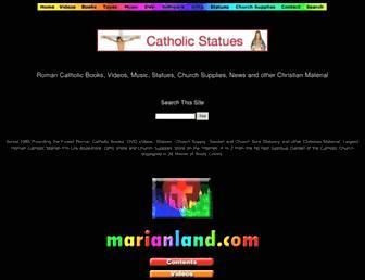 marianland.com screenshot