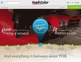 Thumbshot of Duplicolor.com